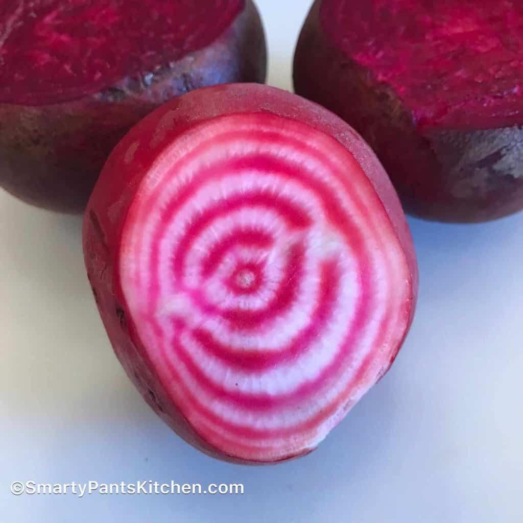 Chioggia beet
